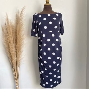 Asos Maternity Dress Maternity Polka dots